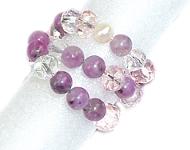 www.snowfall-beads.fr - Inspiration: Rond de serviette