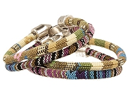 www.snowfall-beads.fr - Inspiration: Aztec Bracelet
