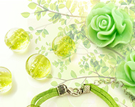 www.snowfall-beads.com - Spotlight: Green