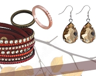 www.snowfall-beads.com - Spotlight: Autumn accessories
