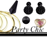 www.snowfall-beads.be - Spotlight: Party Chic