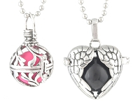 www.snowfall-beads.com - Pregnancy necklaces and angel callers
