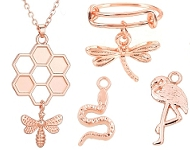 www.snowfall-beads.fr - Spotlight: Rose Gold