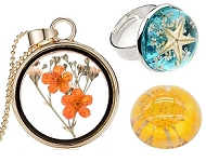 www.snowfall-beads.com - Spotlight: Dried flowers