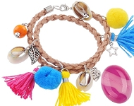 www.snowfall-beads.co.uk - Spotlight: Hot Summer Colours
