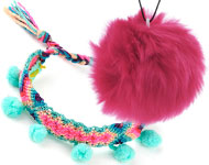 www.snowfall-beads.com - Spotlight: pompoms and fluff balls
