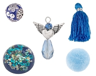 www.snowfall-beads.com - Spotlight: Blue