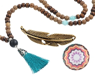 www.snowfall-beads.fr - Collection bohemian