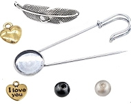 www.snowfall-beads.be - Spotlight: Safety pin