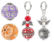 www.snowfall-beads.fr - Collection Kashmiri