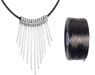 www.snowfall-beads.nl - Nieuwe S-Lon Bead Cord en trendy sieraden