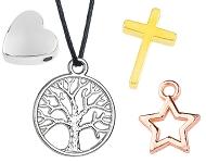 www.snowfall-beads.nl - Nieuwe metalen ketting en accessoires