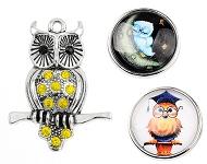 www.snowfall-beads.nl - Nieuwe artikelen met uilen en meer