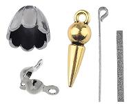 www.snowfall-beads.nl - Nieuwe metalen kralen en hangers
