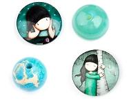 www.snowfall-beads.de - Neue Cabochons und Naturstein Perlen