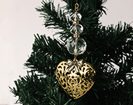 www.snowfall-beads.com - Jewelry Project: Christmas Decoration