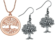 www.snowfall-beads.com - New jewelry with trees