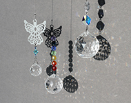 www.snowfall-beads.com - Jewelry Project: Suncatchers