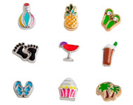 www.snowfall-beads.com - Beach collection