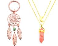 www.snowfall-beads.de - Neue Schlüsselanhänger und geschichtete Halsketten