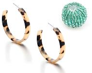 www.snowfall-beads.de - Neue Perlen mit Rocailles und offen Bandohrringe