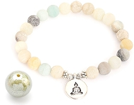 www.snowfall-beads.com - New synthetic pearls and various bracelets