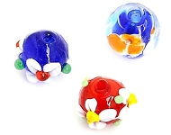 www.snowfall-beads.com - New Italian style beads with flowers