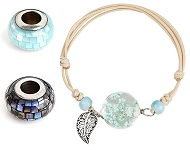 www.snowfall-beads.com - Many new jewelry sets