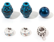 www.snowfall-beads.com - New beads for beadable pens