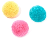 www.snowfall-beads.com - New pompoms
