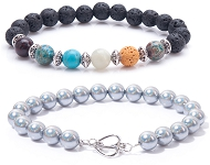 www.snowfall-beads.com - Various new bracelets
