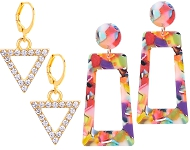 www.snowfall-beads.com - New summer earrings
