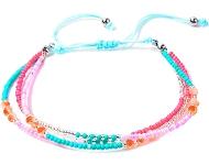 www.snowfall-beads.co.uk - New Ibiza style bracelets