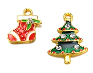 www.snowfall-beads.co.uk - New Christmas charms