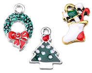 www.snowfall-beads.co.uk - New Christmas items