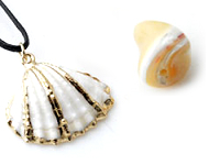 www.snowfall-beads.co.uk - New shell beads and pendants