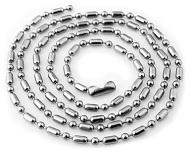 www.snowfall-beads.fr - Nouveaux colliers en métal