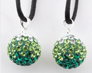 www.snowfall-beads.com - New Pavé pendants