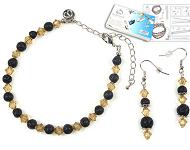 www.snowfall-beads.com - New DoubleBeads set jewelry kits