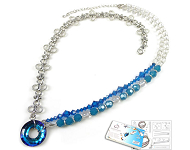 www.snowfall-beads.co.uk - New DoubleBeads necklace jewelry kits