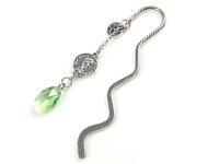 www.snowfall-beads.com - New DoubleBeads bookmarks kits