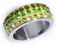 www.snowfall-beads.com - New strass rings
