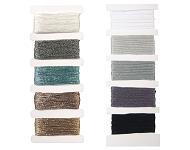 www.snowfall-beads.com - New Rayher cotton thread