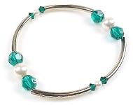 www.snowfall-beads.com - New DoubleBeads bracelet Mini jewelry kits