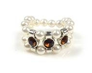 www.snowfall-beads.nl - Nieuwe DoubleBeads ringen Mini sieradenpakketten