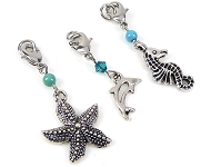 www.snowfall-beads.nl - Nieuwe DoubleBeads Mix & Match hangers sieradenpakketten