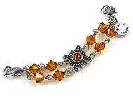 www.snowfall-beads.nl - Nieuwe DoubleBeads Mix & Match strengen sieradenpakketten