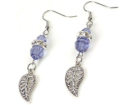 www.snowfall-beads.nl - Nieuwe DoubleBeads oorbellen Mini sieradenpakketten