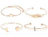 www.snowfall-fashion.com - New bracelets and earrings