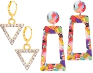 www.snowfall-fashion.com - New summer earrings